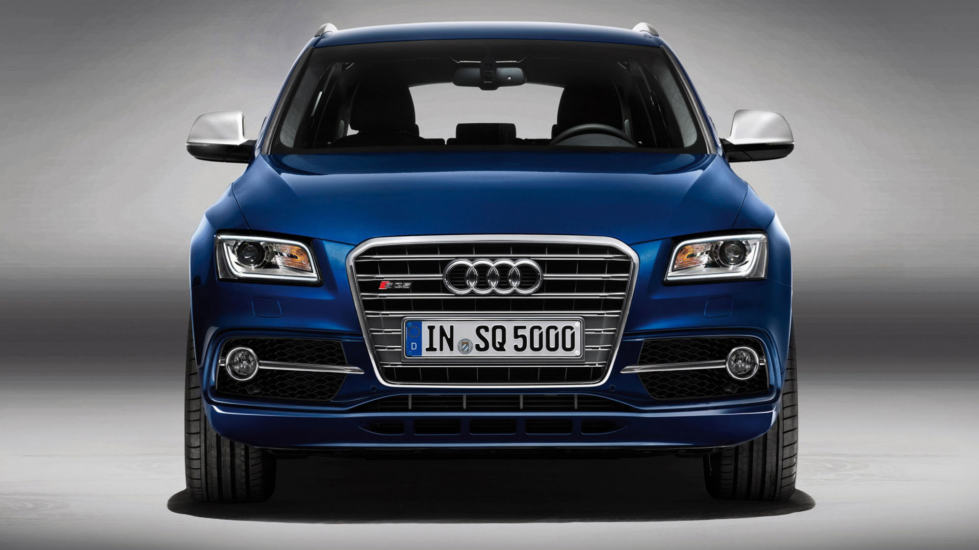 2013 Audi SQ5 TFSI Perfect Front View