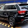 2013 Jeep Grand Cherokee SRT8 Hyun Black Edition Rear Design