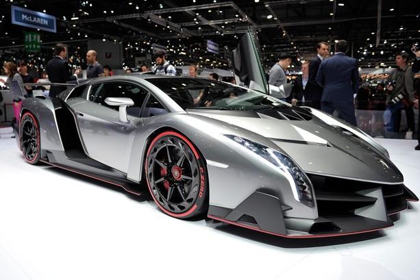 2013 Lamborghini Veneno at Geneva