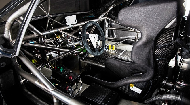 2013 Peugeot 208 T16 Pikes Peak Interior View