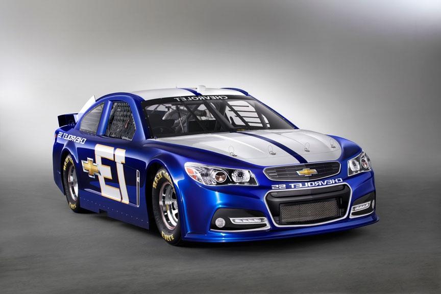 2014 Chevrolet SS NASCAR Front Exterior