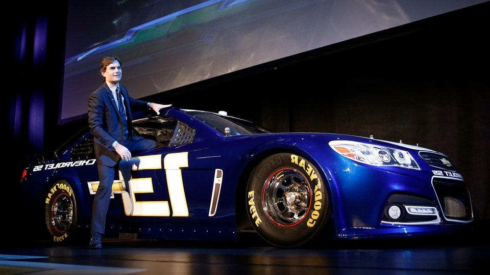 2014 Chevrolet SS NASCAR Style