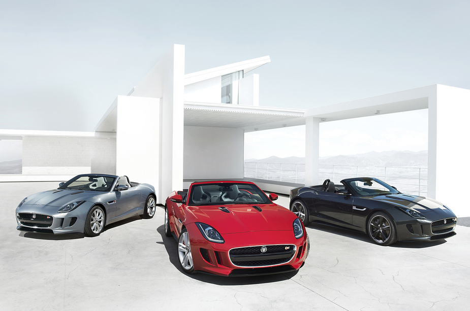 2014 Jaguar F-Type Other Colors