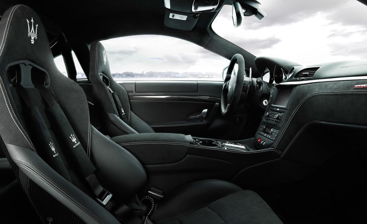 2014 Maserati GranTurismo MC Stradale Interior View
