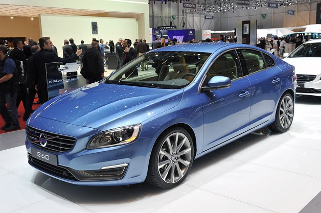 2014 Volvo S60 Announced to Hit Geneva