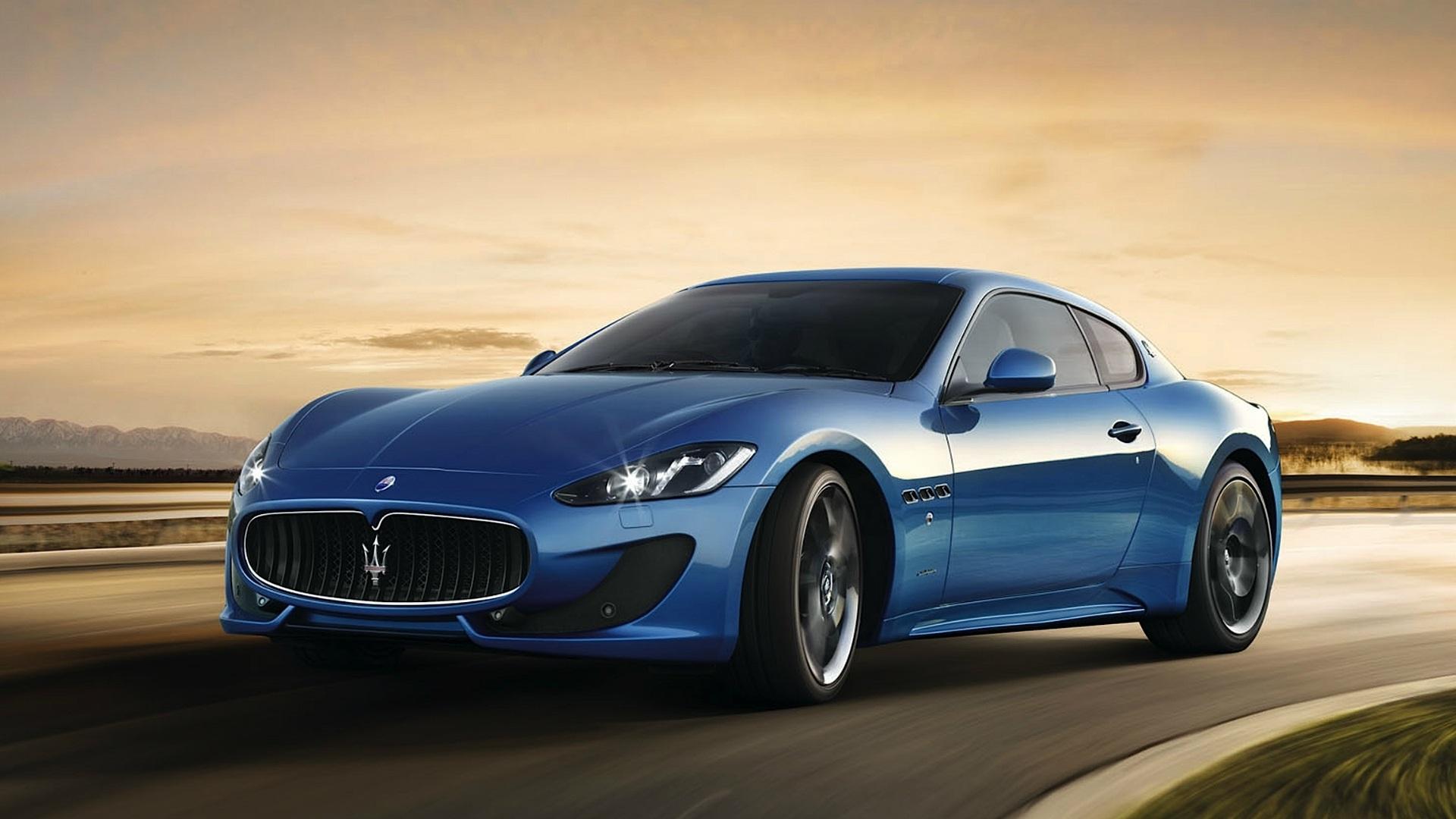 2011 Maserati GranTurismo S Limited Edition
