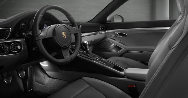 2013 Porsche 911 Coupe Interior Dashboard